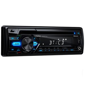 Clarion CZ307AU USB AUX-IN SD MP3 WMA CD Audio Receiver