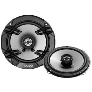 "Clarion SE1624R 6.5"" SE Series 2-Way Coaxial Speakers 300W"