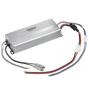 Clarion XC2110 400W Micro Mini Mono Class-D Marine Boat Car Amplifier