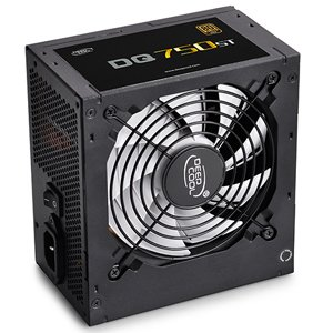 Deepcool DQ750ST 80 PLUS GOLD 750W PSU FDB PWM ATX 12V V2.31