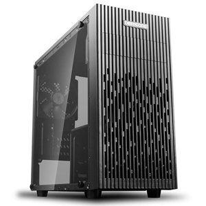 Deepcool Matrexx 30 Full Tempered Glass Mini-Tower Micro-ATX Case