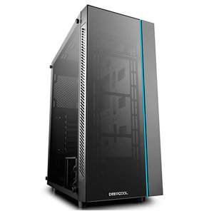 Deepcool MATREXX 55 ATX Minimalist Tempered Glass Case Fits E-ATX MB