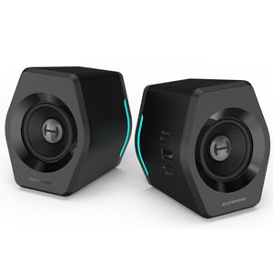 Edifier G2000 Gaming 2.0 Speakers System Bluetooth USB Sound RGB Light