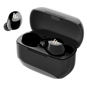 Edifier TWS1 Dual Bluetooth True Wireless Earbuds Black Charge Case