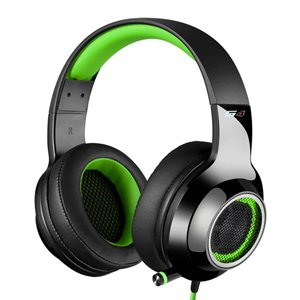 Edifier V4 G4 7.1 Virtual Surround Sound USB LED Gaming Headset Green