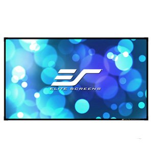 "Elite Screens Aeon Acoustically Transparent 100"" 16:9 Edge Free Frame"