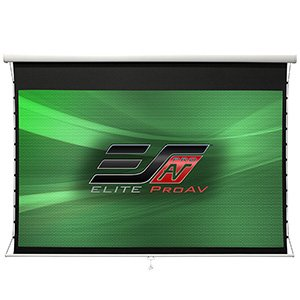 "Elite Screens Manual Tab Tension Pro 113"" 16:10 Projector Screen"