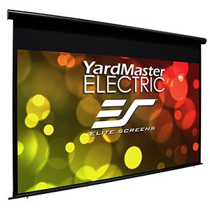 "Elite Screens Yard Master 2 Electric 150"" 16:9 Outdoor Screen"