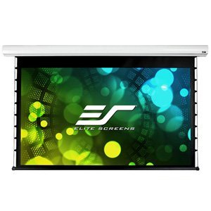 "Elite Screens Starling Tab Tension 120"" 16:10 Electric Projection"