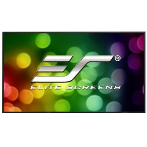 "Elite Screens AR120H Aeon CLR 120"" 16:9 4K Short Throw Projector"