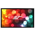 Elite Screens SB92WH2 SableFrame B2 92 16:9 4K Fixed Screen