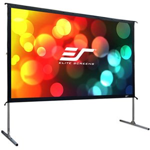 "Elite Screens OMS120HR2 Yard Master 2, 120"" 16:9 Rear Outdoor"