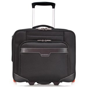 "Everki 11""-16"" Journey Laptop Trolley Bag Briefcase EKB440"