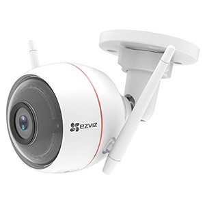 EZVIZ C3W Wi-Fi 1080P Outdoor IP66 Night Vision 2-Way Audio Camera