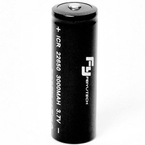 Feiyu 3000 mAH Lithium Ion Re-Chargeable Battery for SPG G5