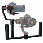 Feiyu A2000 + Dual Handle Grip 3-Axis Handheld Stabilized Gimbal