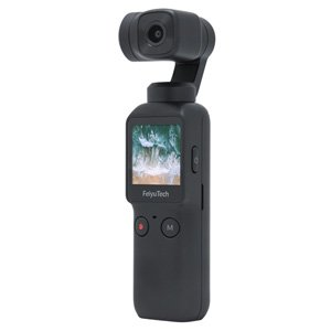 Feiyu Pocket 3-Axis Handheld Gimbal Stabilizer 4K Camera WiFi Rotating