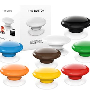 FIBARO The Button 6 Actions Z-Wave Scene Controller