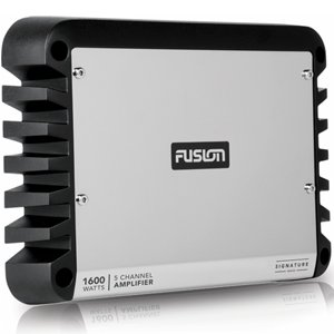 Fusion SG-DA51600 5-Channel 1600W Marine Amplifier