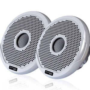 "Fusion MS-FR7021 7"" 2-Way Marine Speakers"