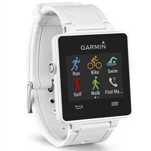 Garmin Vivoactive GPS Activity Tracker Smartwatch White