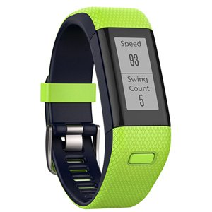Garmin Approach X40 GPS Golf & Fitness Tracking Limelight Green