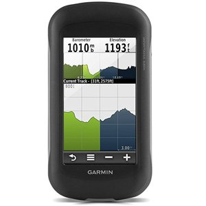Garmin Montana 680T Outdoor GPS Handheld Navigation w/ Topo Maps