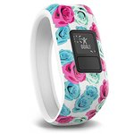 Garmin Vivofit Jr Activity Sleep Tracker for Kids Real Flower