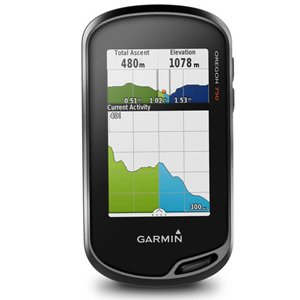 "Garmin Oregon 750 Outdoor Handheld GPS Navigator 3"" TouchScreen"