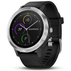 Garmin Vivoactive 3 GPS Smartwatch Black / Stainless Steel