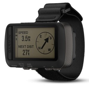 Garmin Foretrex 601 Wrist-mounted GPS Navigator w/ Notifications