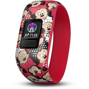 Garmin Vivofit Jr 2 Activity Tracker Stretch Band Minnie Mouse