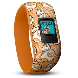 Garmin Vivofit Jr 2 Activity Tracker Stretch Band Star Wars BB-8