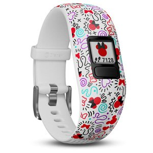 Garmin Vivofit Jr 2 Activity Tracker Sleep Swim Minnie Mouse