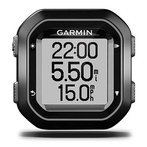 Garmin Edge 20 GPS-Enabled Bike Cycling Computer (010-03709-00)