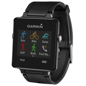 Garmin Vivoactive GPS Activity Tracker Smartwatch Black