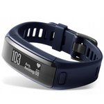 Garmin VivoSmart Activity Tracker Heart Rate Wrist Band Blue