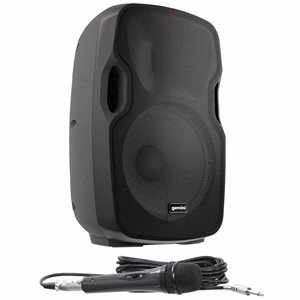"Gemini Portable PA 8"" Active Battery-Powered Loudspeaker AS-08TOGO"