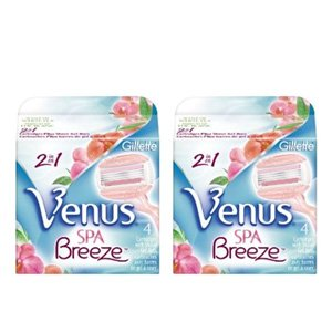 Gillette Venus Spa Blades (8 Cartridges)