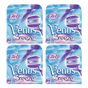 Gillette Venus Breeze Blades (16 Cartridges)