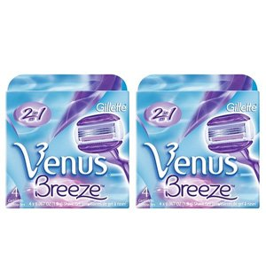 Gillette Venus Breeze Blades (8 Cartridges)