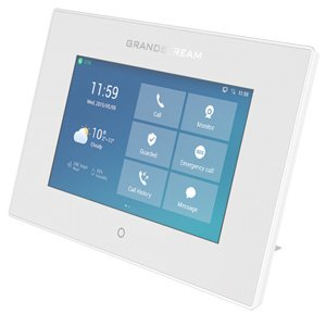 Grandstream GSC3570 Integrated SIP Intercom On Wall POE Touch Screen