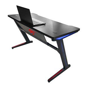 Havit GD905 RGB 7 LED Lighting Gaming Table Aluminum Alloy Panel