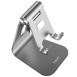 Havit H727 Desktop Aluminium Alloy Tablet & Smart Phone Holder