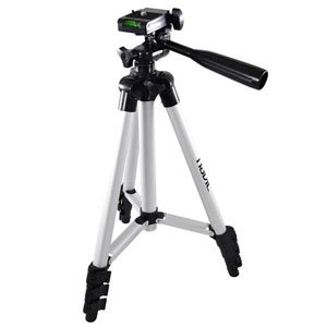 Havit Aluminium Alloy Lightweight Camera Tripod w/ Adjustable Height
