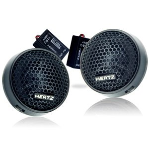 "Hertz DT24.3 Dieci Series 1"" (24mm) 80W Tweeter Speakers Pair"