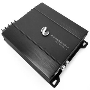 Infinity Primus 6004A Compact 4-Channel x 60 Watts RMS Car Amplifier