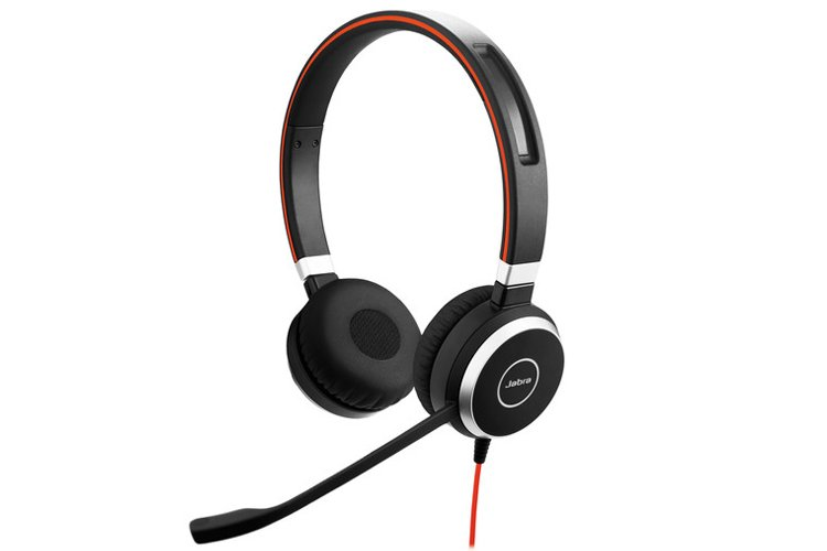 Jabra Evolve 40 Ms Usb 3 5mm Jack Stereo Hd Audio Headset