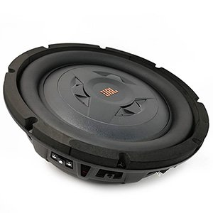 "JBL WS1000 Club Series 10"" 800W Shallow Mount Car Subwoofer"