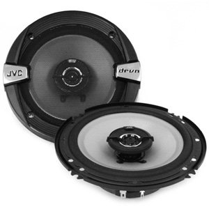 "JVC CS-DR162 DRVN DR Series 6.5"" 300W 2-Way Coaxial Car Speakers"
